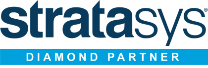 Diamond Partner – Stratasys Logo
