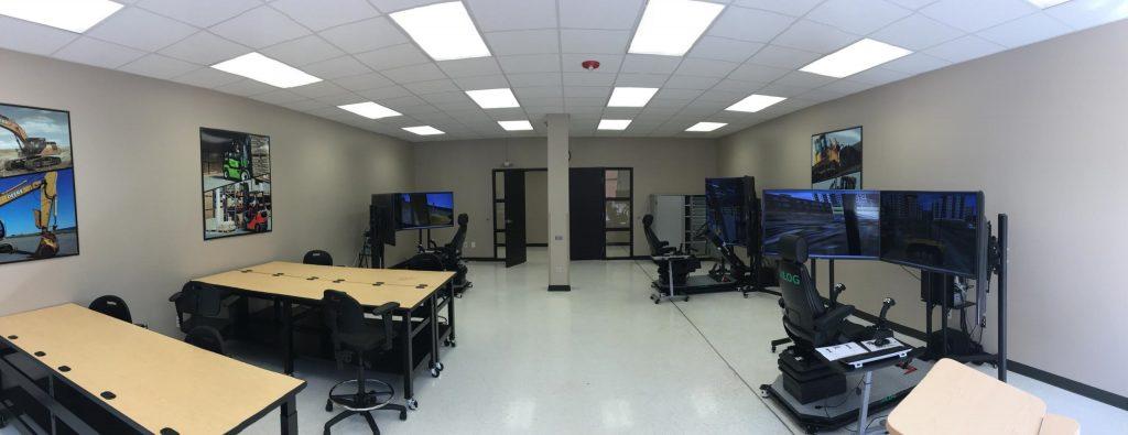 SimLog Lab at Roosevelt Warm Springs, GA