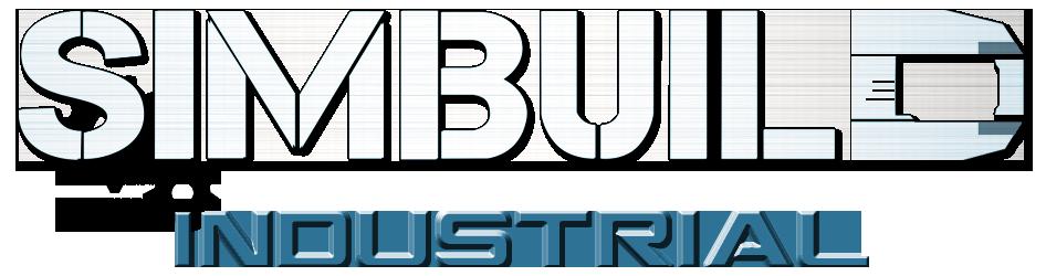 SimBuild Industrial Logo