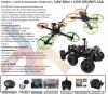 uav mini + UGV drones – 90